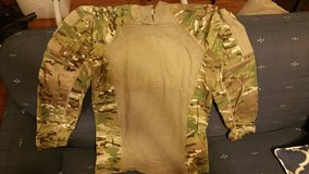Flame resistant Army Combat Shirt Multicam size Medium in Okinawa, Japan