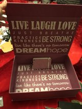 live laugh love magnet box in Watertown, New York