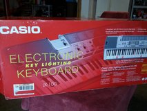 Casio keyboard in Fort Campbell, Kentucky
