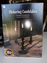 Flickering chandelier in Clarksville, Tennessee