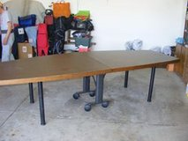 folding 10 ft. conference table in Sandwich, Illinois