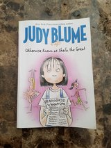 Judy Blume Book, Otherwise Known as Sheila the Great in Fort Campbell, Kentucky