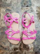 BNWOT: Girls Peace Sandals in Fort Campbell, Kentucky