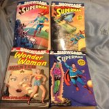 DC COMICS THICK BOOKS COLLECTION  (500 pages ea.) in Fairfield, California