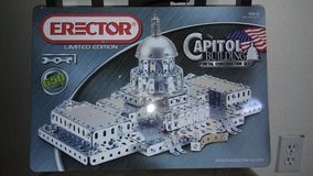 Erector set Capitol building. Limited edition in Camp Pendleton, California