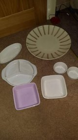 Ceramic dish lot in Lakenheath, UK