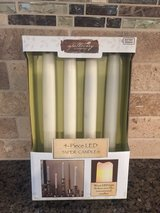 LED candle set in Joliet, Illinois
