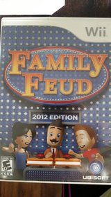 Wii Family Feud Game in Camp Pendleton, California