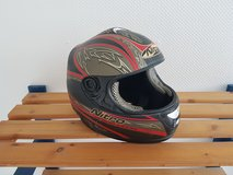 Motocycle helmet in Ramstein, Germany