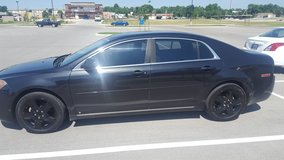 2009 Black Chevy Malibu LT in Lawton, Oklahoma