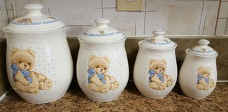 Bear Canister set of 4 in Warner Robins, Georgia