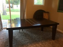 Dining table with leaf in Kingwood, Texas