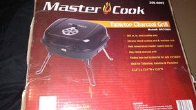 Charcoal grill - small, new in box in Naperville, Illinois