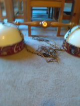 Vintage Coors Banquet hanging light in Alamogordo, New Mexico