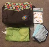 diaper bag and extras in 29 Palms, California