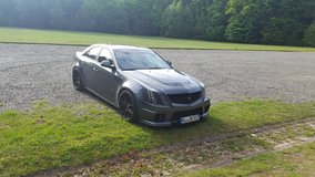 2009 Cadillac CTS V Sedan SuperCharged V8 Low Miles Like New in Grafenwoehr, GE