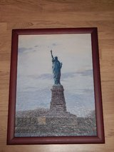 Statue of Liberty Painting in Stuttgart, GE