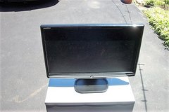 "E MACHINES 20"" FLAT SCREEN MONITOR in Plainfield, Illinois"