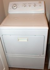 KENMORE ELITE DRYER ELECTRIC in Fort Bliss, Texas