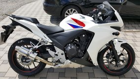 2013 CBR500R in Ramstein, Germany