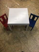 Ikea Kritter Child's Table and Chair Set in Columbus, Georgia