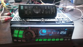 Hi power Alpine am fm cd and mp3 cd player with remote in Alamogordo, New Mexico