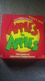 Like New!  Apples to Apples Party Box in Naperville, Illinois