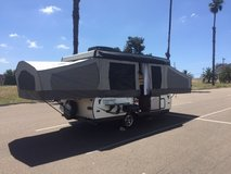 2017 Flagstaff 228D Pop Up Camper in Camp Pendleton, California