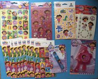 Huge LOT of DORA 740 Stickers + Temp Tats etc $7 for ALL in Fort Campbell, Kentucky