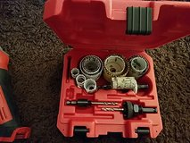 Milwaukee hole saw kit in Oceanside, California