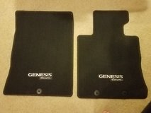 2015 Hyundai  Genesis Coupe  car mats in Eglin AFB, Florida