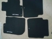 2014 Kia optima  car mats in Eglin AFB, Florida