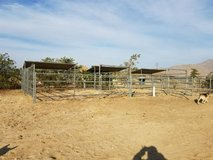 3 Corral Horse Shelter in San Bernardino, California