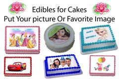 Edible Images in Sugar Grove, Illinois