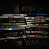 Blue Ray & DVD combo movies in Yucca Valley, California