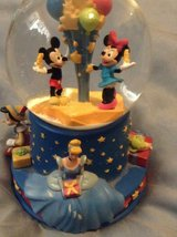 "100th ANNIVERSARY DISNEY MUSICAL SNOWGLOBE""WHEN YOU WISH UPON A STAR"" in Travis AFB, California"