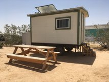 Ultra Low Impact Tiny House in Yucca Valley, California