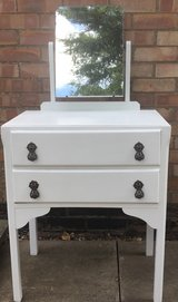 Dressing Table with Mirror in Lakenheath, UK