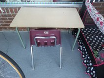 Child desk in Cherry Point, North Carolina