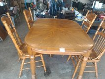 Two kitchen tables with 4 chairs in Fort Leonard Wood, Missouri