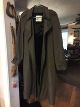 London Fog trench coat in Spring, Texas