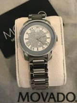 Movado Bold Silver Stainless Steel watch in Fairfield, California