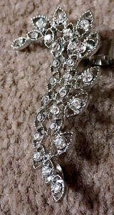 RHINESTONE EARRING LONG CUFF in Lakenheath, UK