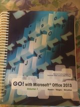 Go! With Microsoft  Office 2013 in Fort Campbell, Kentucky