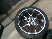 22'rims in Bolingbrook, Illinois