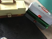 Two tackle boxes both in very good condition in Lockport, Illinois