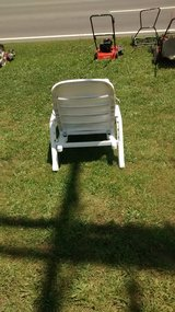 Lounge chair in Fort Campbell, Kentucky