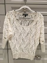 Living Doll Brand Lace Top- Size L- Beautiful. in Chicago, Illinois