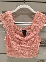 Wet Seal Brand Lace Bra/Top- Size L in Naperville, Illinois