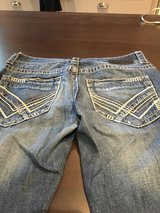 "Men's Denim- Brand is ""Buckle Black"". Size is 31/32 in Naperville, Illinois"